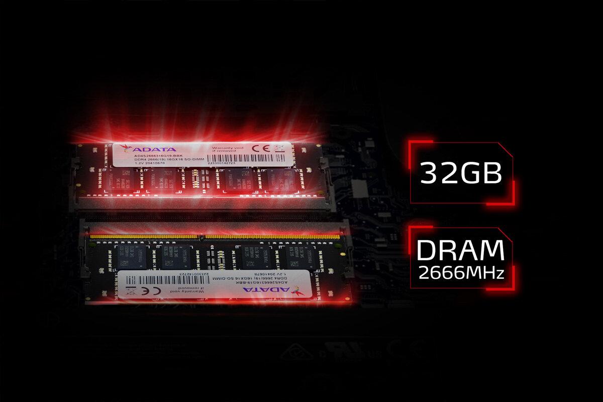 Xenia XPG adapteri - həmişə 32 GB RAM ilə.