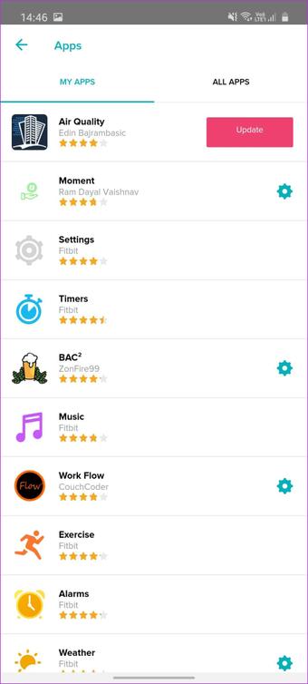 Fitbit Versa'ya Uygulama ve Müzik Ekleme 2 0 4