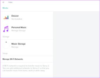 Fitbit Versa 2'ye Uygulama ve Müzik Ekleme 4
