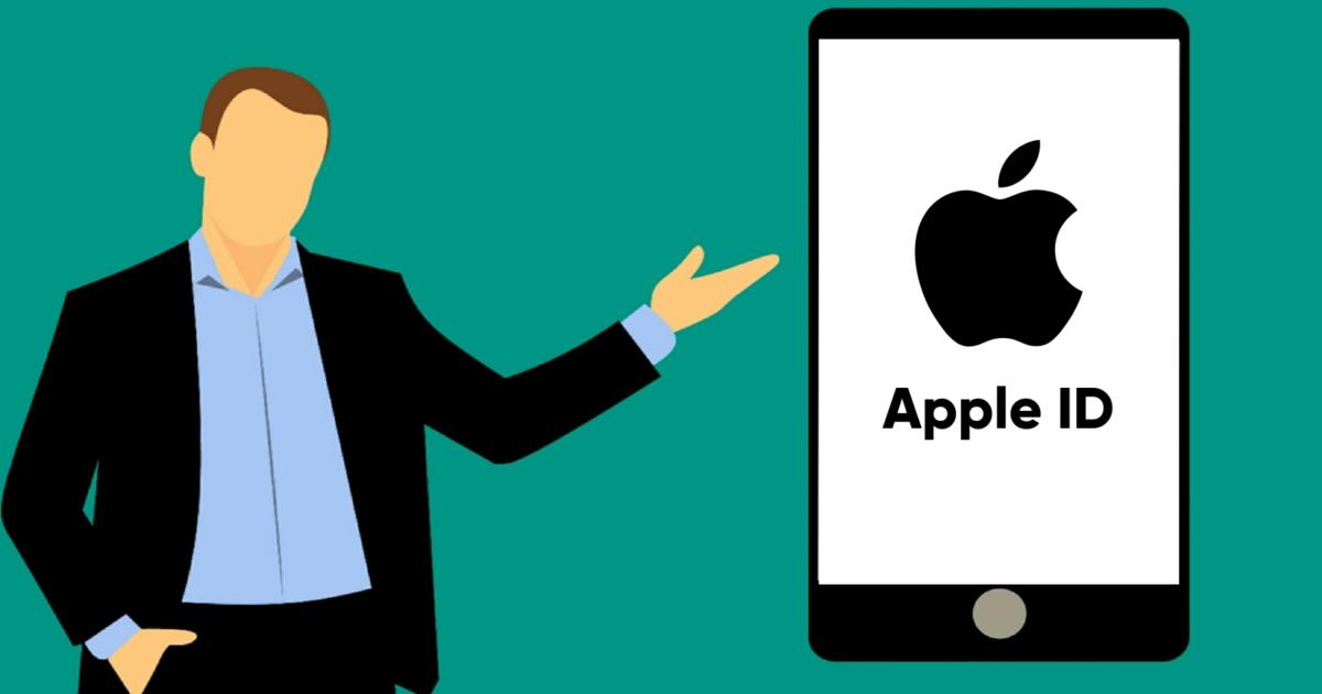 Điều gì xảy ra khi bạn thoát Apple Danh tính trên iPhone 3