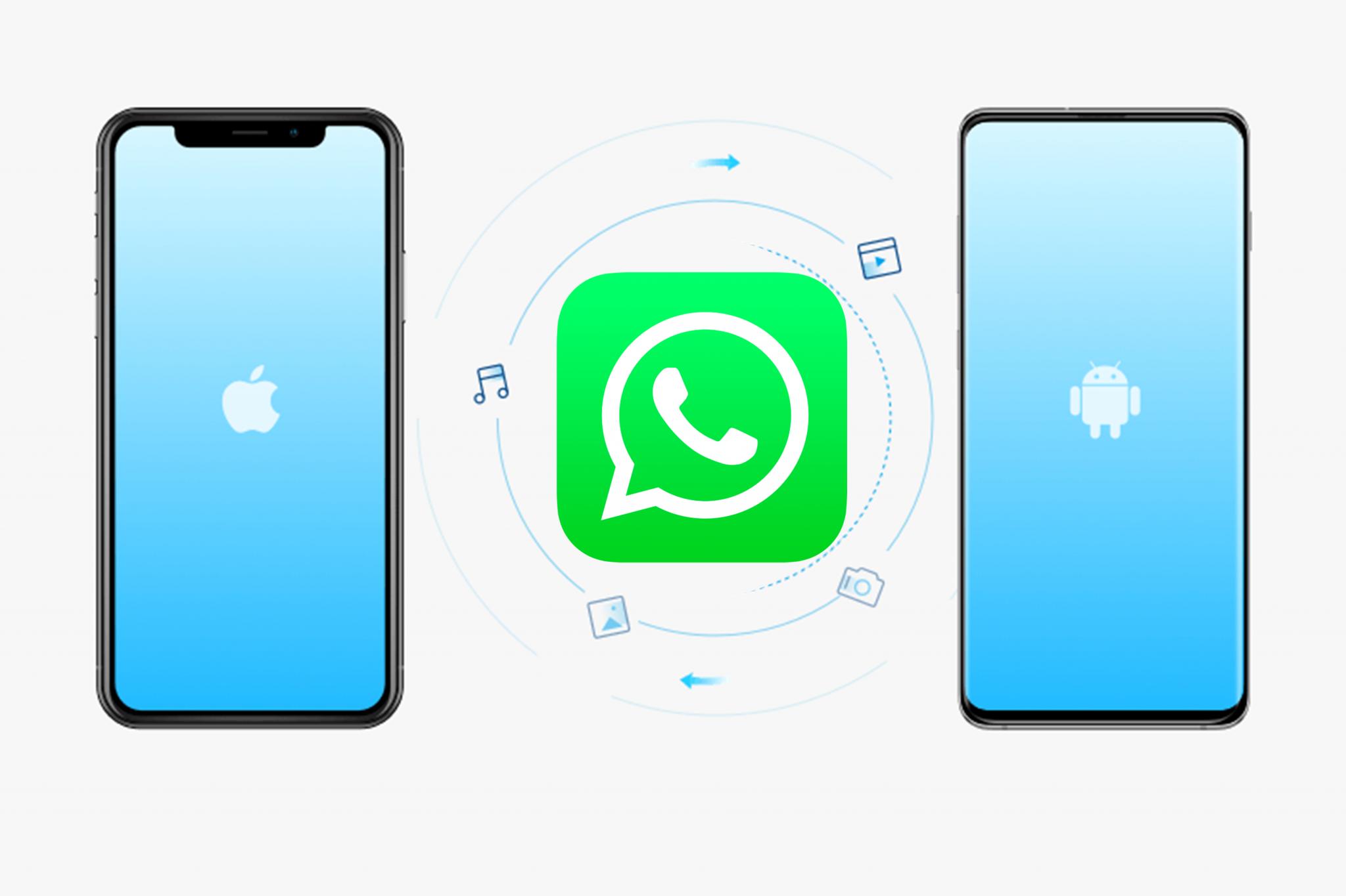 Ketahui cara memindahkan koko WhatsApp Android- ja iPhone-käyttöjärjestelmä (sekä sebaliknya)