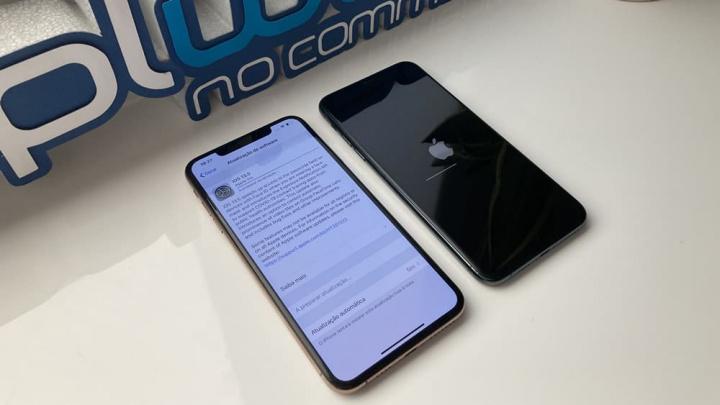 Phiên bản OTA Golden Master iOS 13.5Tải hình ảnh của Apple
