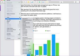 Thêm các ký tự và biểu tượng đặc biệt vào Apple Các trang và thủ thuật khác 3