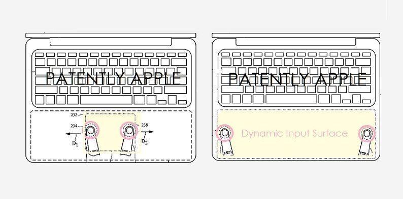 Apple Ehkä sinulla on hullu idea ohjainlevyn kehittämisestä