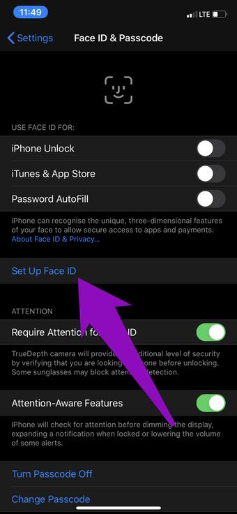 Boş iphone interfeysi ID 13 düzəldin