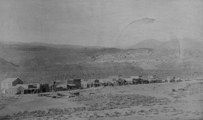 Неверное время открытия: Раннее фото со Старого Запада 15