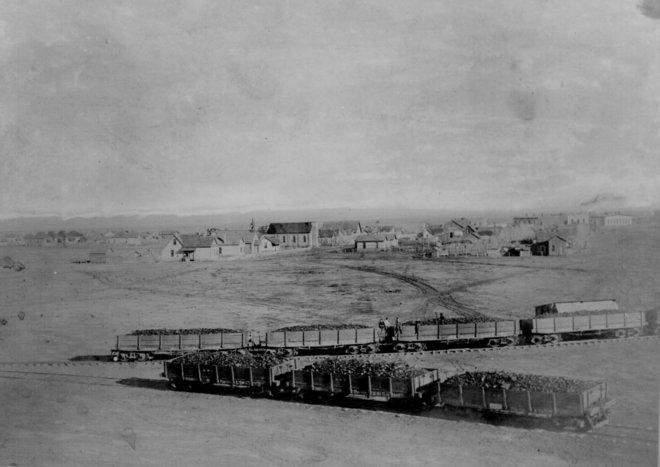 Неверное время открытия: Раннее фото со Старого Запада 17