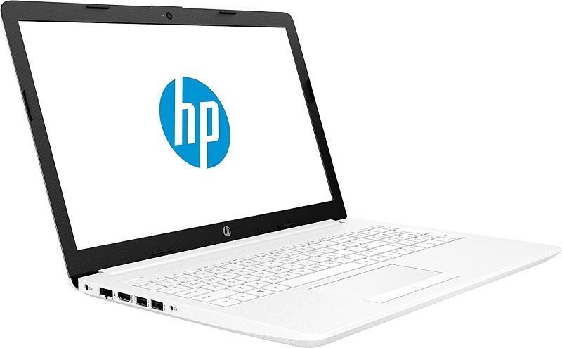 HP 15-DA0752NS, aparat