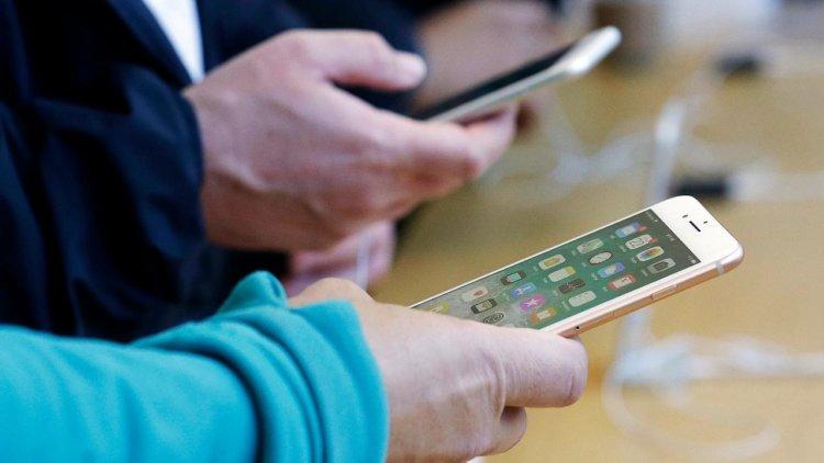Apple  akıllı telefonunu Android 2'ye koymadığını gösterir