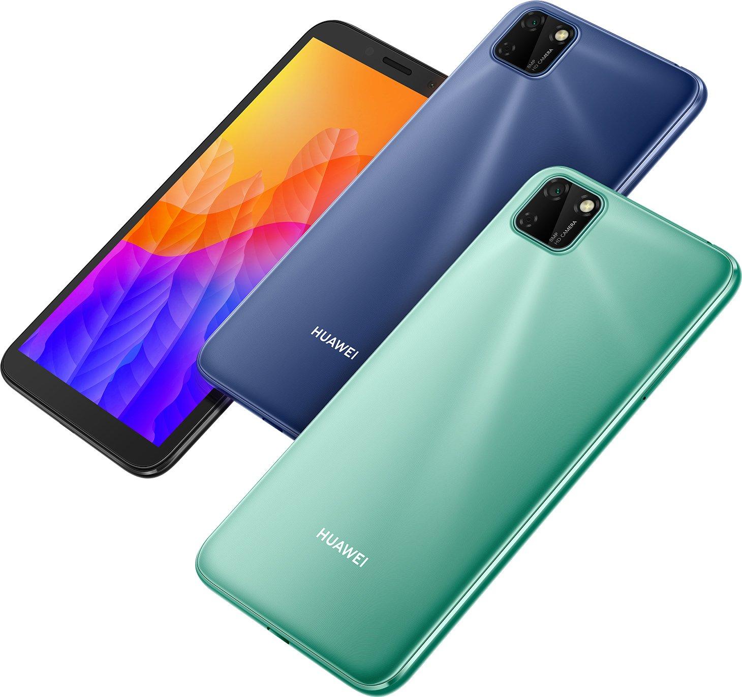 Huawei giới thiệu Huawei Y6P và Y5P 1