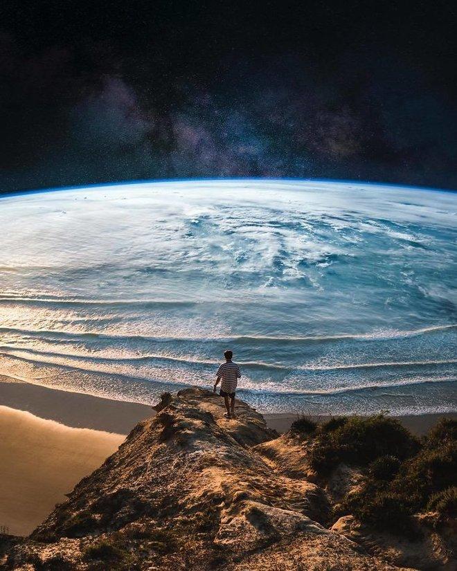 Masuk ke dunia lain dengan pengeditan ảnh seperti mimpi yang luar biasa ini 3