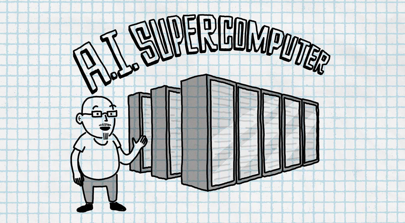 Microsoft xây dựng một trong những siêu máy tính mạnh nhất trên thế giới để phát triển trí tuệ nhân tạo giống con người 1