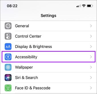 Erişimlilik Iphone əlil 1