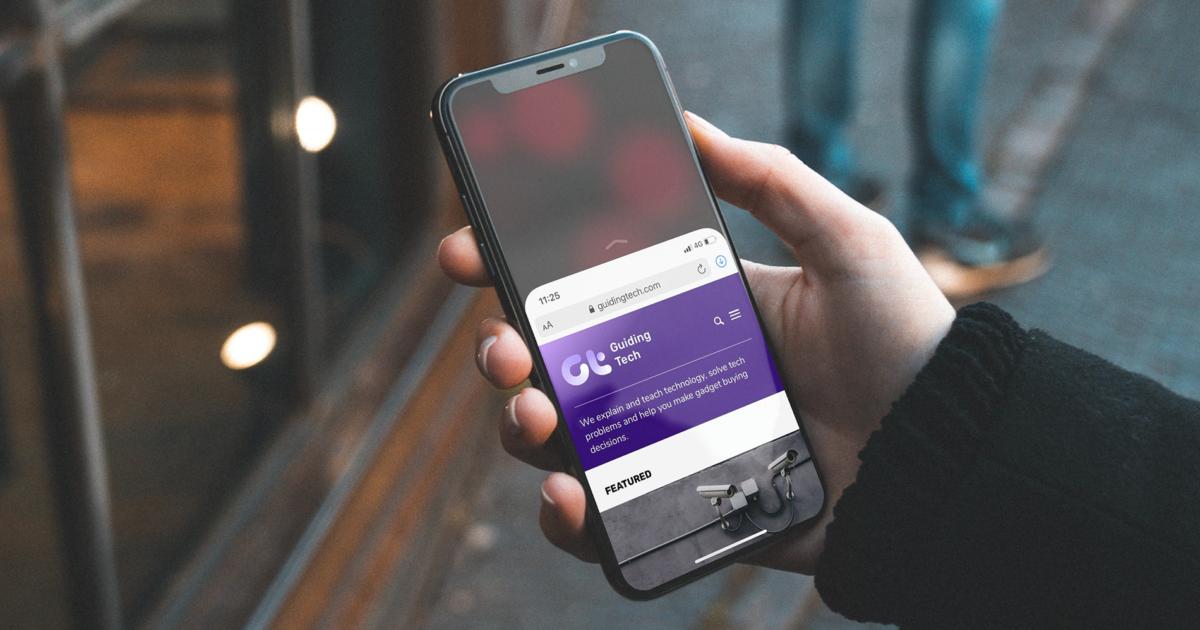 Cara Melumpuhkan Isyarat Reachability pada iPhone