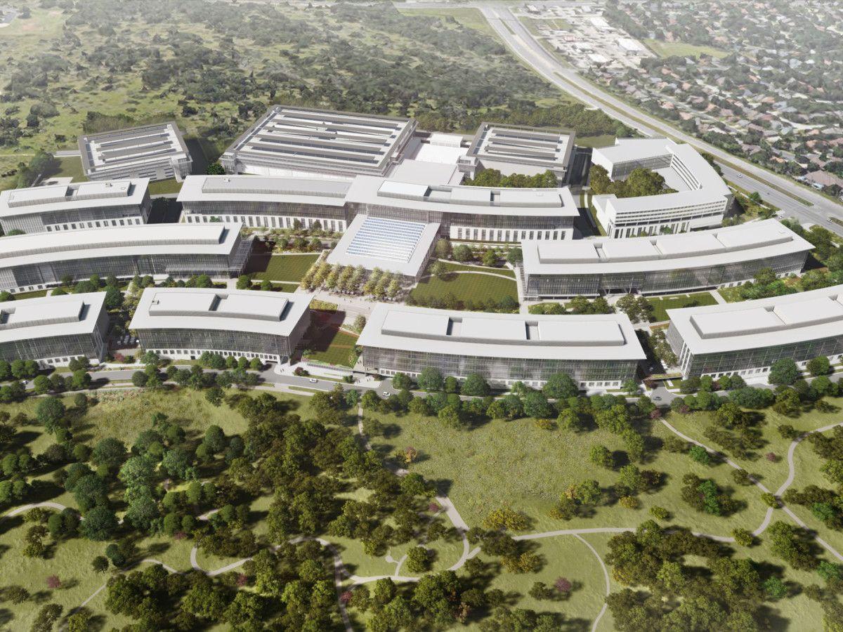 Apple Austin muốn xây dựng 192 phòng khách sạn trong khuôn viên trường 3