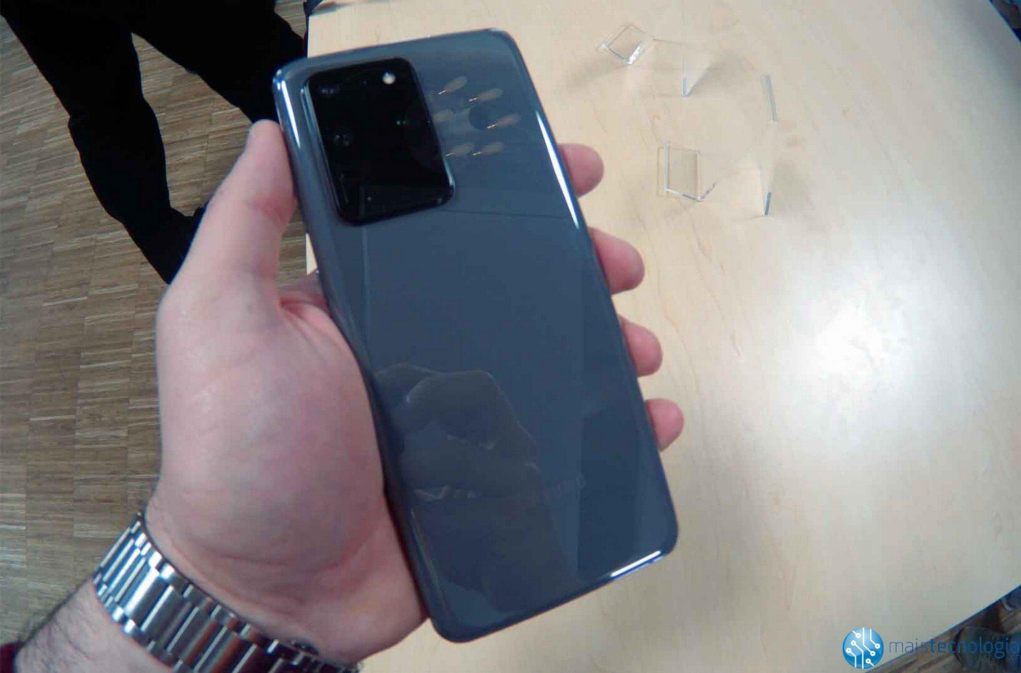Samsung ra mắt bản cập nhật để nâng cao toàn bộ camera Galaxy S20 1