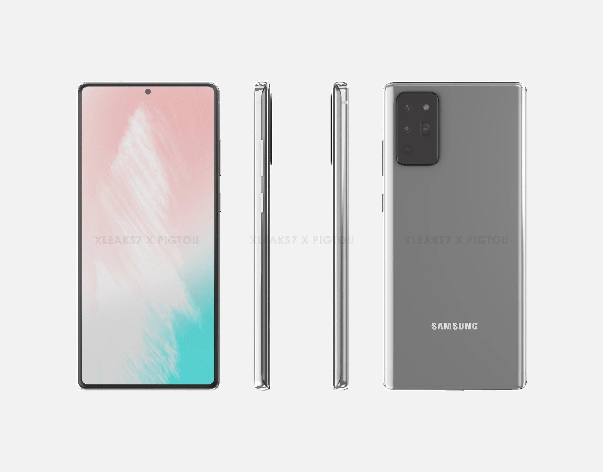 Samsung Galaxy Catatan 20 dan Galaxy Fold 2  dibentangkan dalam talian di 5 bulan Ogos
