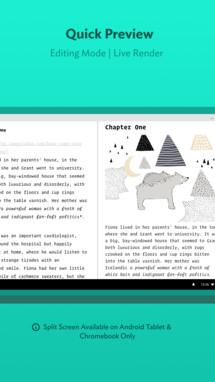 Ứng dụng Android tốt nhất dành cho tác giả: trình soạn thảo văn bản, trình kiểm tra ngữ pháp, trình tạo ý tưởng và hơn thế nữa 2