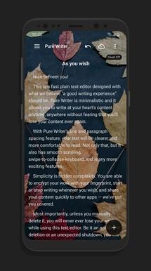 Các ứng dụng Android tốt nhất dành cho người viết: trình soạn thảo văn bản, nhà phê bình ngữ pháp, trình tạo ý tưởng và hơn thế nữa 4