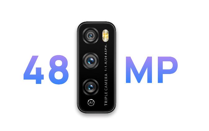 Huawei Enjoy 5G Z Kamera