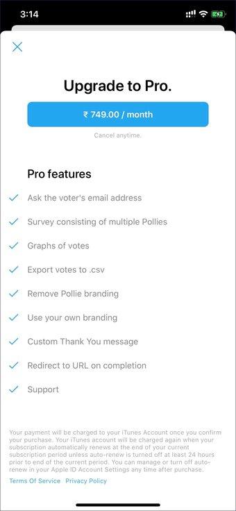 Premium Pollie