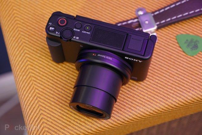Sony ZV-1 adalah jenis máy ảnh vlogging yang baru 2