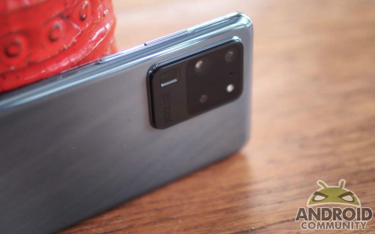 DxOMark menamakan Camera Điện thoại Pintar Terbaik 2020 setakat ini 1