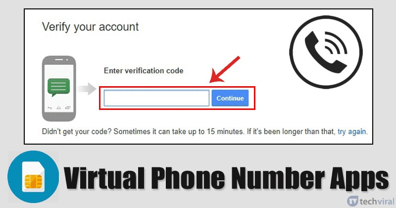 10 Aplikasi Nombor Telefon Maya Terbaik Untuk Pengesahan Akaun