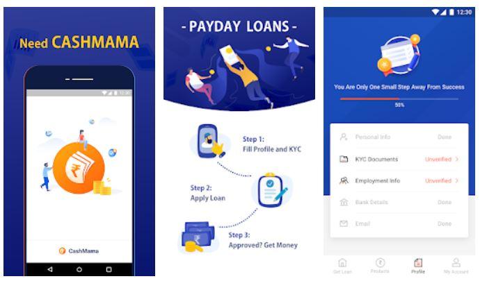 Tốt nhất để có được khoản vay cá nhân nhanh chóng trực tuyến 5 Ứng dụng cho vay Android (Ấn Độ) 3