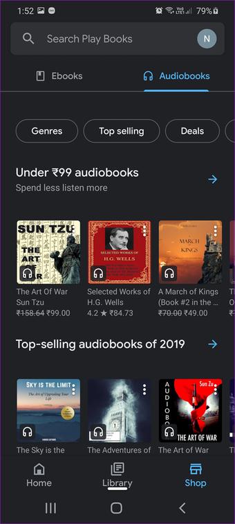 Sự thay thế tốt nhất Amazon Kindle        Ứng dụng 4