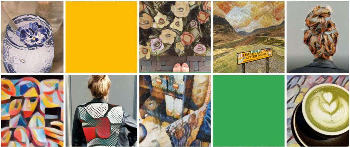 Google AI có thể biến ảnh của bạn thành Phong cách nghệ sĩ nổi tiếng 3