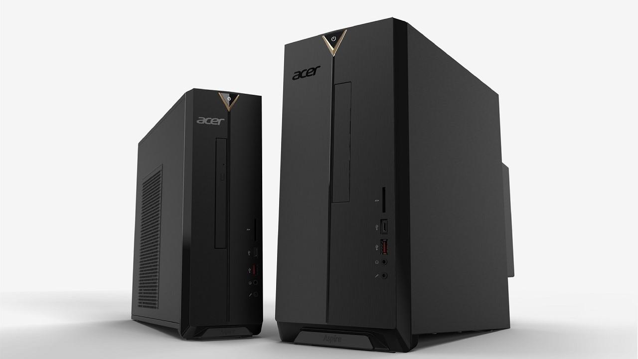 Acer Aspire XC-886, một máy tính để bàn thanh lịch và tiện dụng 2