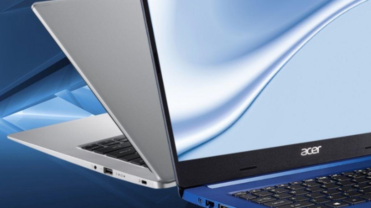 Acer Hummingbird giới thiệu máy tính xách tay FUN: i5 (10 gen) + NVIDIA MX 350 1