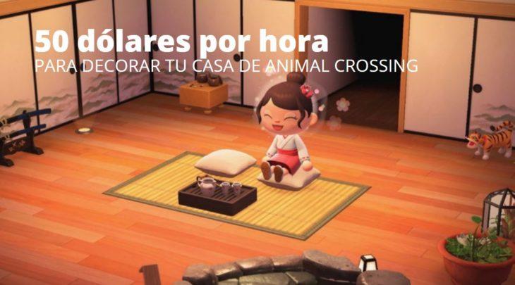 Ada orang yang membayar $ 50 sejam untuk menghias kediaman mereka di Animal Crossing: New Horizons