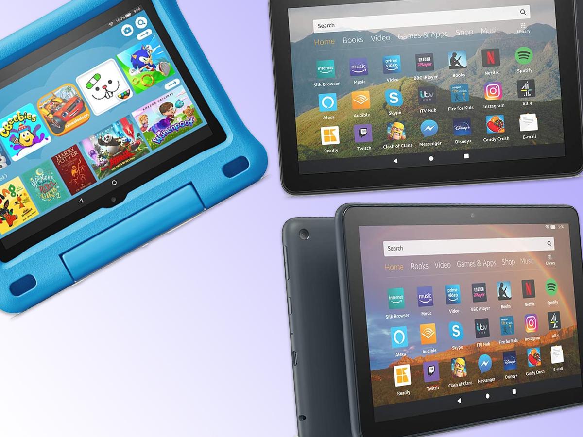 Планшет AmazonApi HD 8 теперь готов к предварительному заказу!