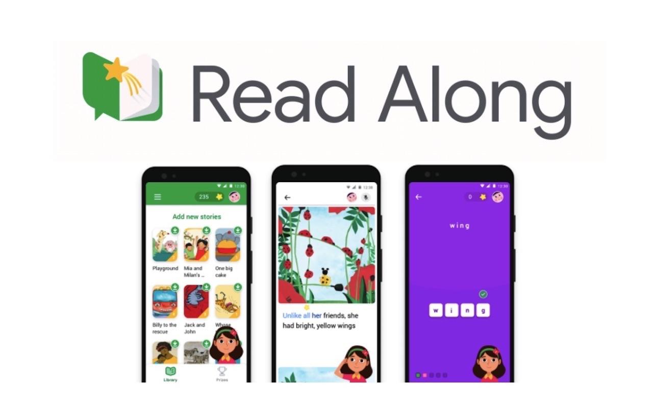 Ứng dụng 'Đọc với Google' đã sẵn sàng cho trẻ em 2