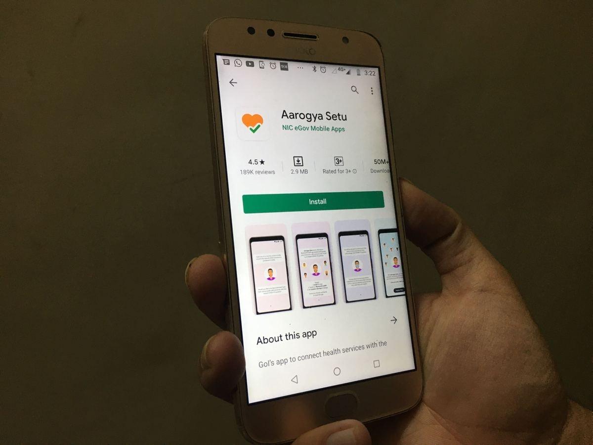 Tải xuống ứng dụng Aarogya thứ bảy 9.8 Điện thoại thông minh Crore: Ajay Sawhney 2