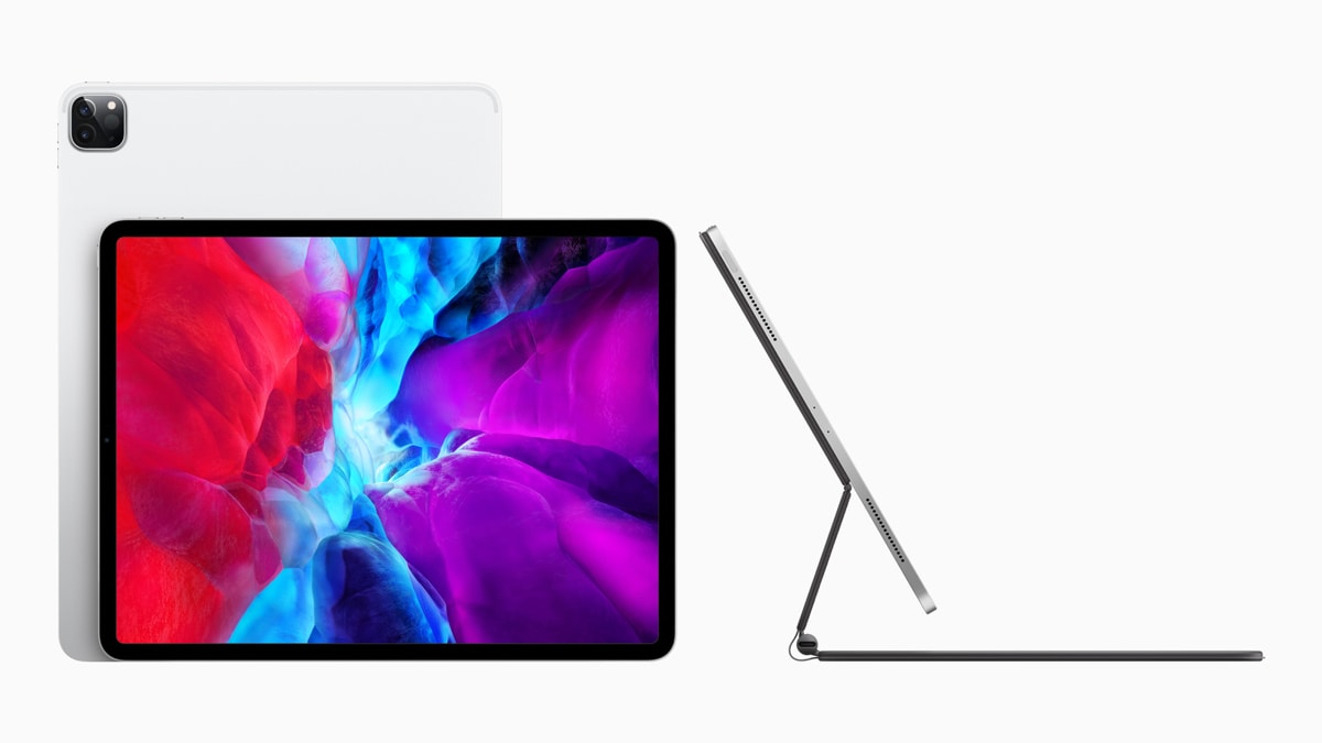 Security Pro trên iPad Pro 2020 Ngắt kết nối micro phần cứng mới 1