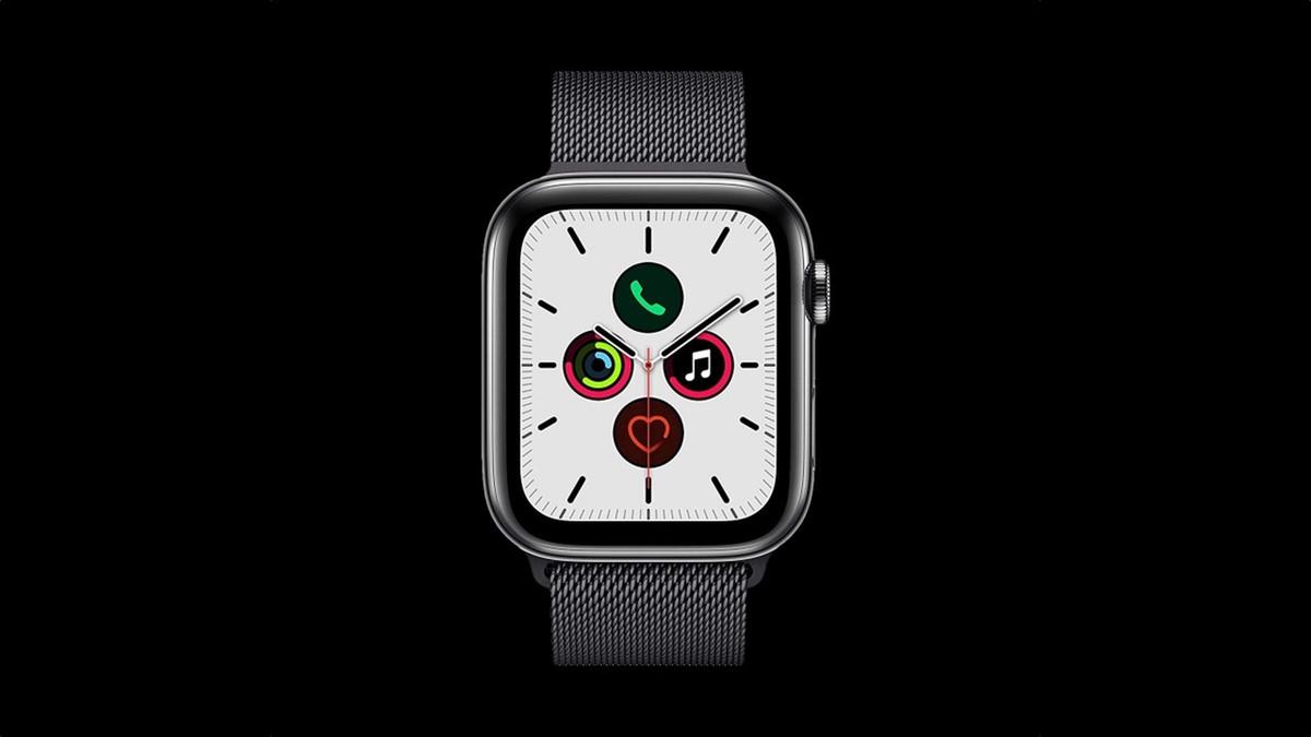 Apple Watch 6  Đo giá trị huyết áp 3