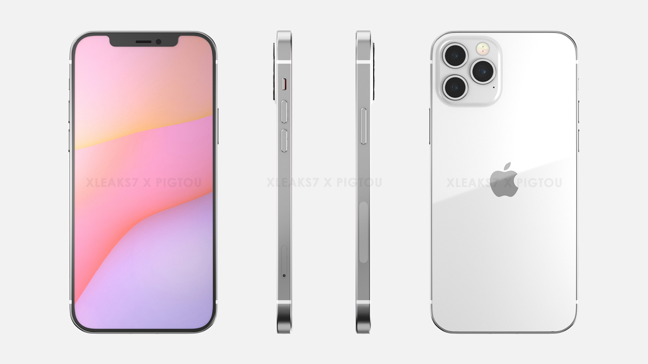 Apple iPhone 12 da 6.1 inci, paparan dan paparan teknikal pratonton