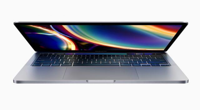 Kết thúc bàn phím bướm AppleMacBook Pro 13 inch mới 1