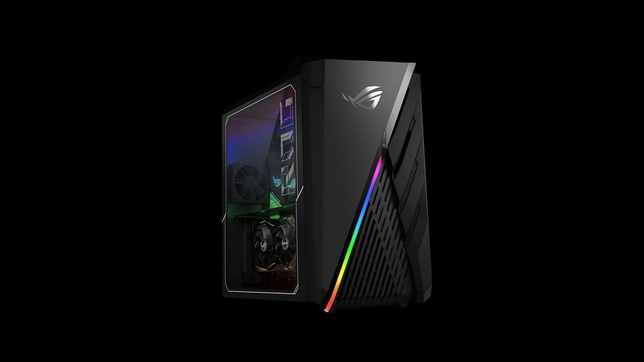 Asus ROG Strix GA35-G35DX è un PC da gioco con tutti i suoi componenti