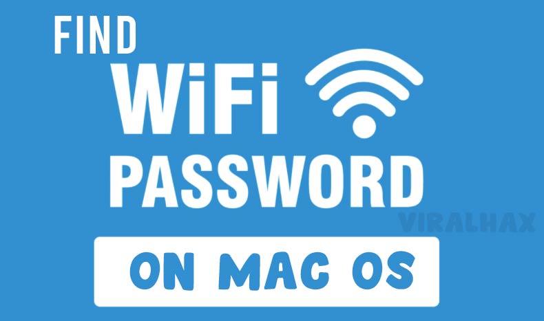 Bagaimana Mencari Kata Laluan WiFi di Mac | 2 Kaedah