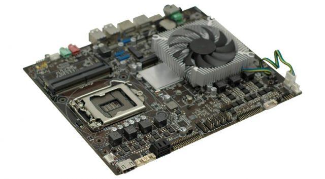 Còn bo mạch chủ Intel B150 tích hợp GTX 1050 Ti thì sao? 1