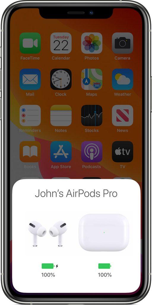 Làm sao tôi biết tôi là ai Apple AirPod có sạc không? Điều gì xảy ra nếu thanh toán không được nhận? 1