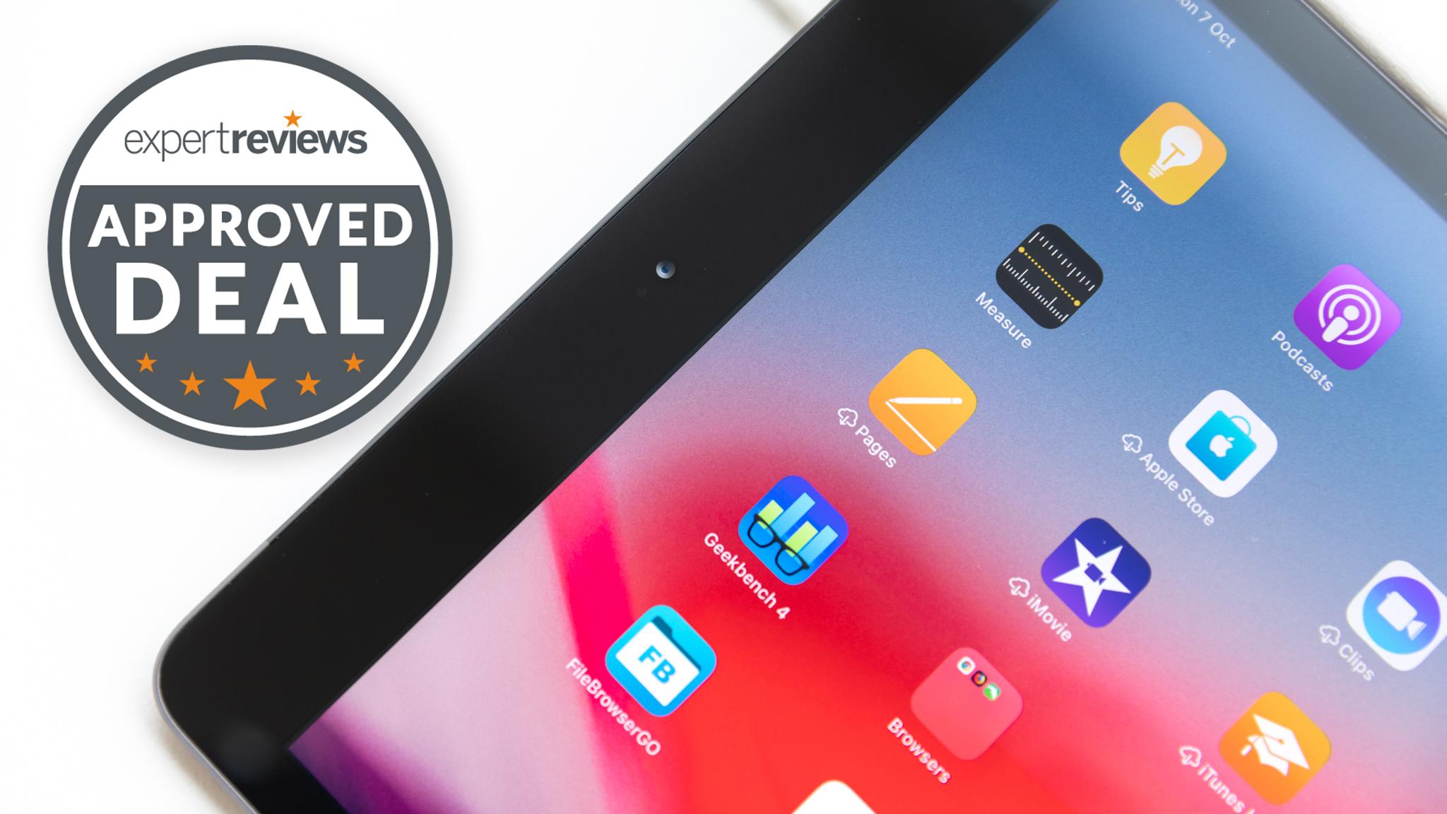 Mới Apple IPad dưới 300 bảng trong thỏa thuận Thứ Sáu Đen này 2