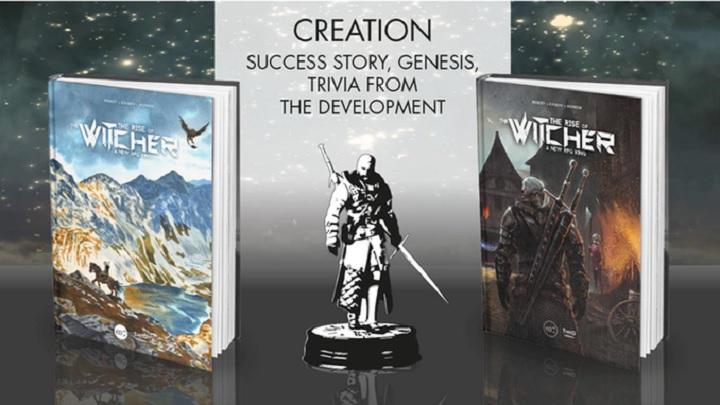 Cuốn sách Kickstarter Lượt truy cập về Làm Witcher - hình ảnh # 1