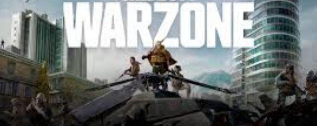 Call of Duty Warzone -sovellus PS4 ja Xbox-sarja X