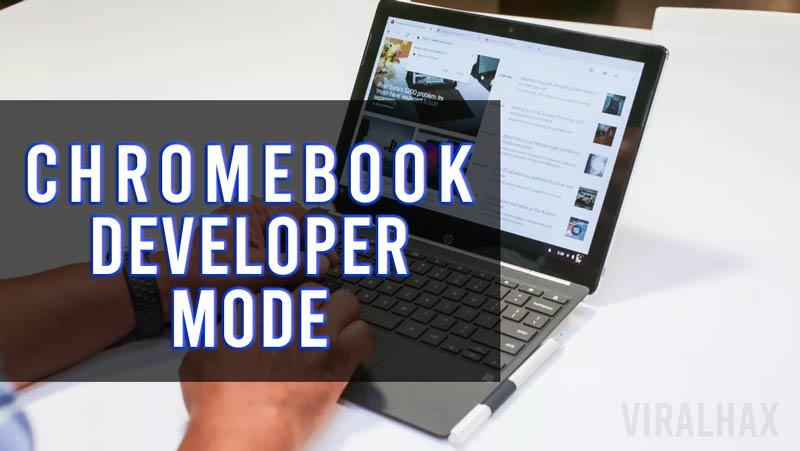 Cách bật Chế độ nhà phát triển Chromebook 3