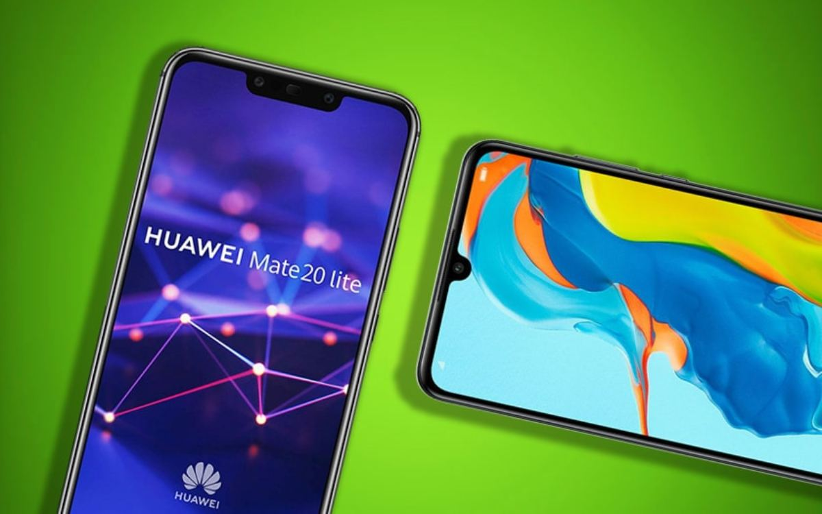 How to force an Android 10 update on my Huawei Mate 20 Lite 1